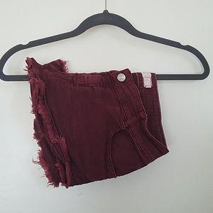 Brandy melville  sexy shorts 44